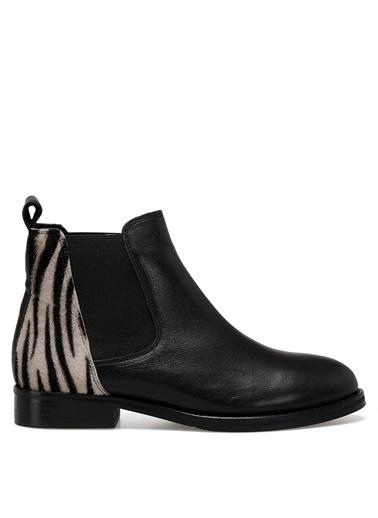 Nine West Bot Zebra